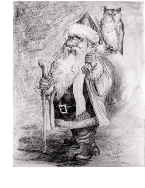 dyke-roskelley-art-santa