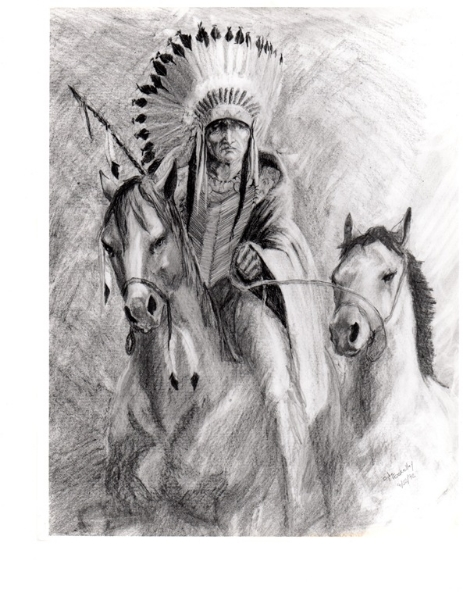 indian-on-a-horse-by-dyke-roskelley