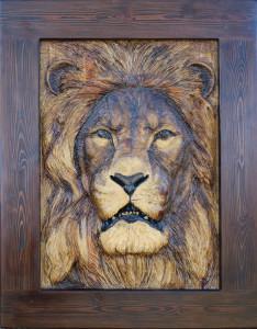 Dyke Roskelley - Lion